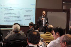 Jornadas de competitividad industrial en Zaragoza