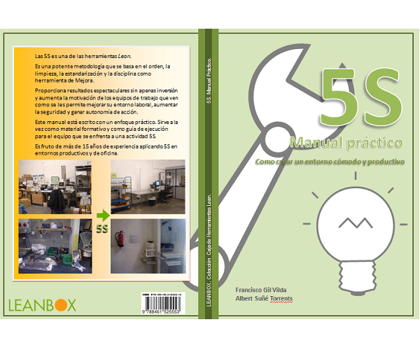 5S. Manual Práctico (taller y oficinas)