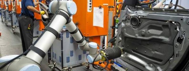 Robots colaborativos